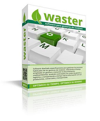 WASTER. Software para gestores de residuos